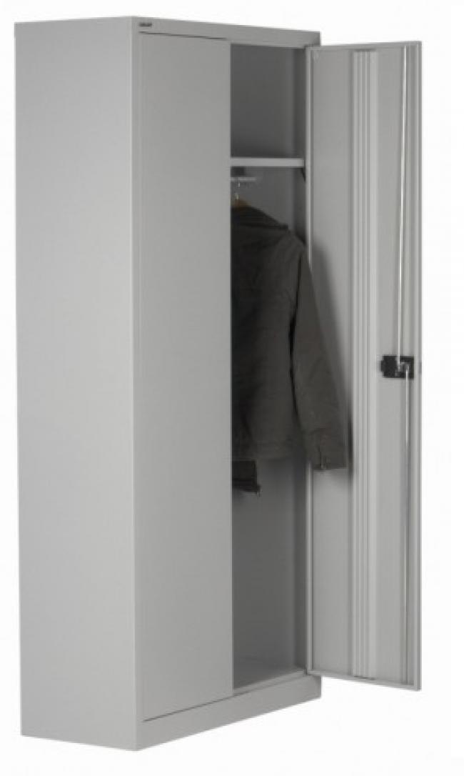 Bisley garderobenschrank aktenschrank aus metall 5 for Garderobenschrank schwarz
