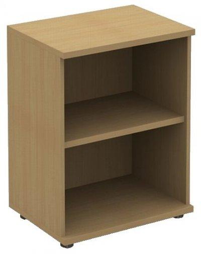 offenes aktenregal 2 ordnerh hen 60 cm breit montiert. Black Bedroom Furniture Sets. Home Design Ideas