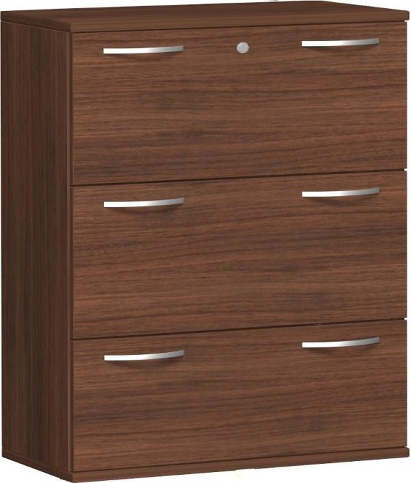 h ngeregistraturschrank 3 ordnerh hen 100 cm breit. Black Bedroom Furniture Sets. Home Design Ideas