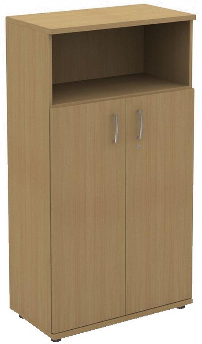 aktenregal regalschrank 4 ordnerh hen in 80cm breite montiert und frei haus geli. Black Bedroom Furniture Sets. Home Design Ideas