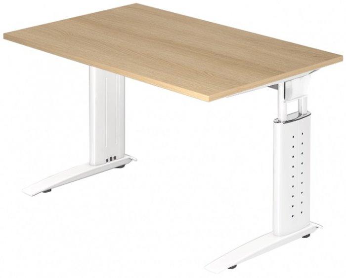 Schreibtisch Weiß 110 Cm Breit 2021
